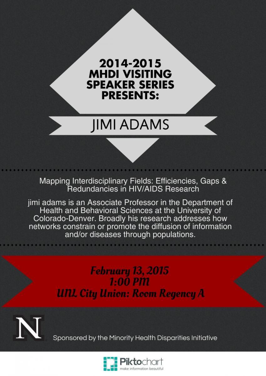 Visiting Speakers | Minority Health Disparities Initiative