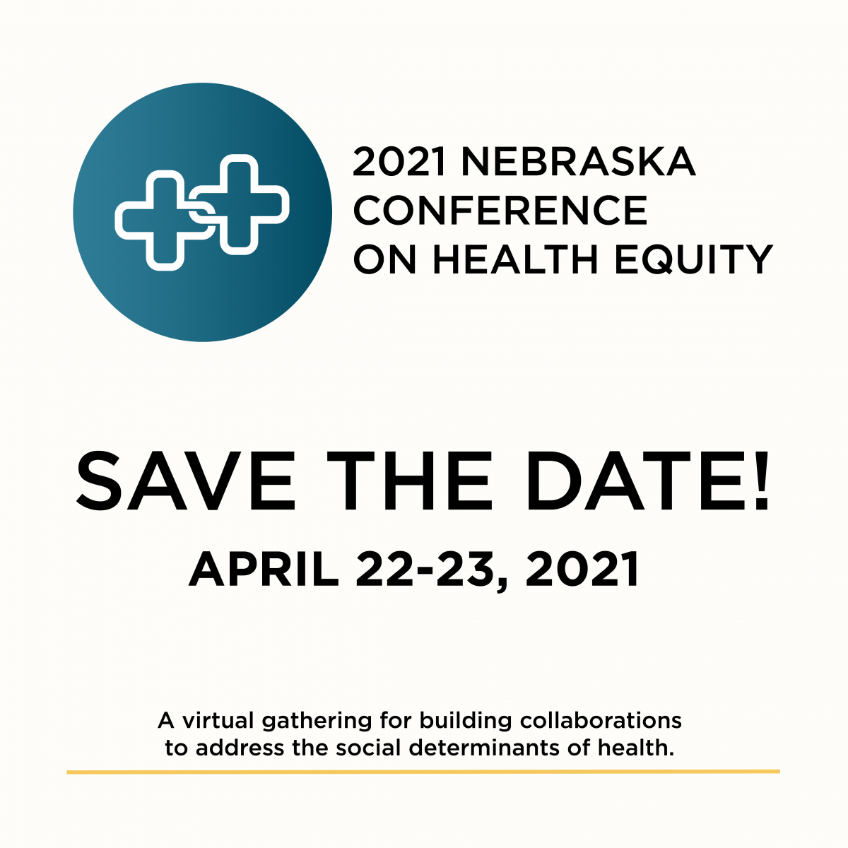 Conference Save the Date